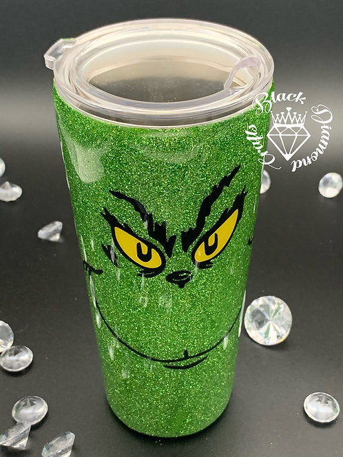 100% that Grinch 20 oz. Tumbler