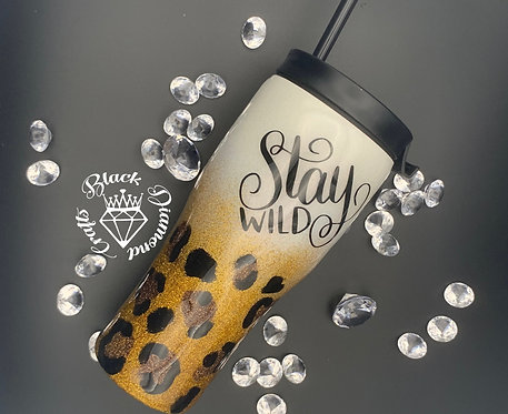 Stay Wild Premium Cup