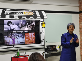 Elim Chew of 77th Street - Zeemart Inspirational Champions Series