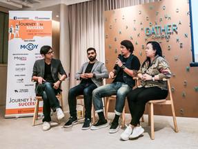 Inspiring entrepreneurs of today at Successpedia's Days of Tomorrow
