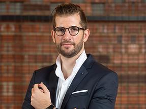 Max Scheichenost of FALCON Agency - Zeemart Inspirational Champions Series
