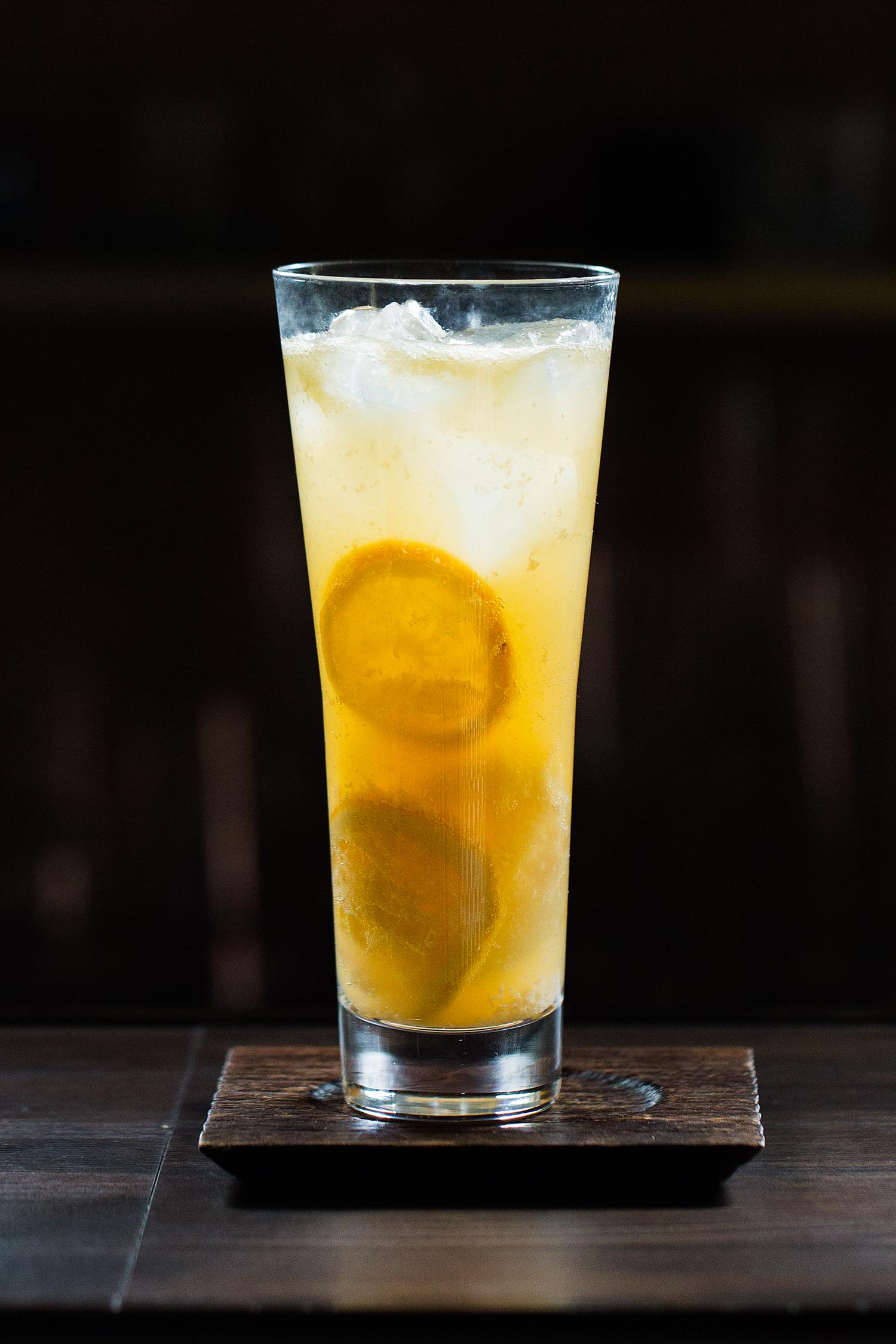 蜂蜜レモンサワー