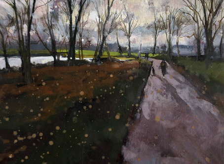 Next Painting Workshop April 2nd 2020Chapel Arts