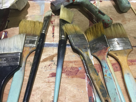 Looking at Brushes