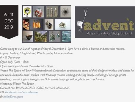 'Advent' Christmas makes for you
