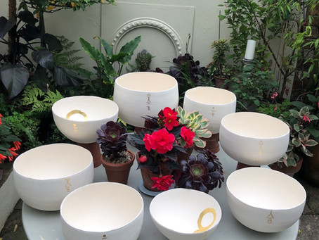 All 9 Lionsgate resonance bowls are complete