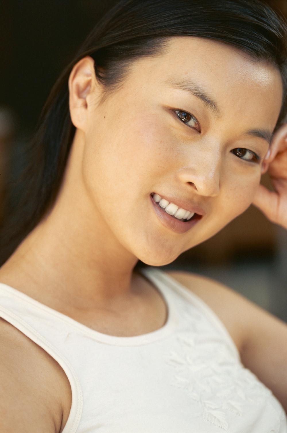 Principais características da pele asiática