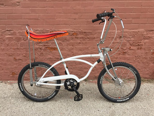Custom 3 speed Schwinn Stingray