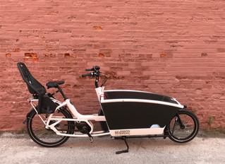 Urban Arrow Electric Cargo Bike