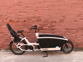 Urban Arrow Electric Cargo Bike