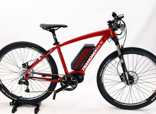 Congratulations to the Winner of the Diamondback Overdrive EXC Electric Bike!