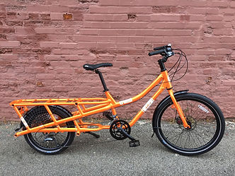 New Acoustic Bikes