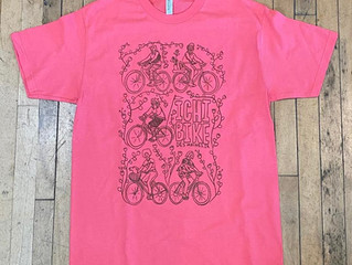 Two New Ichi Bike shirts!