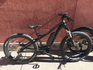 The new Izip Peak 27.5+ and Sumo fatty electric assist mountain bikes are in!