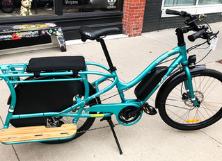 New Yuba Boda Boda Electric Bike