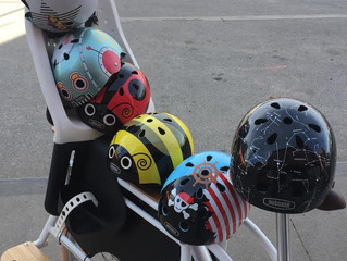 New Nutcase and Little Nutty helmets are in!