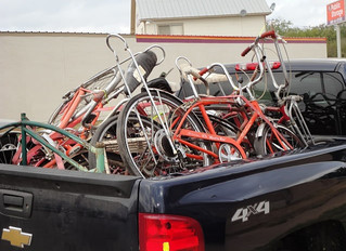 Join us at the at the Knoxville Bicycle Swap Meet this Sunday, April 22nd.