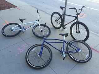 "26"" BMX bikes, we've got em!"