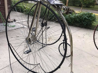 Used Penny Farthings -- SOLD