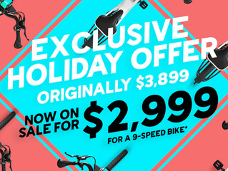 Elby Holiday Sale!