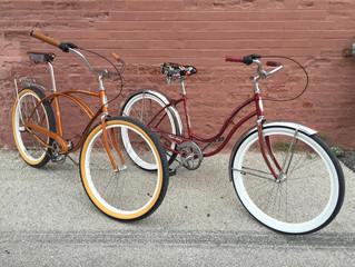 Nothing rides like an old Schwinn