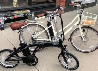 New Blix Bikes at Ichi!