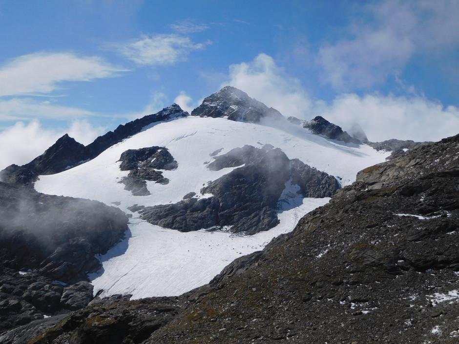 Al bivacco Val Loga - Alta Valle Spluga - sabato 10 agosto
