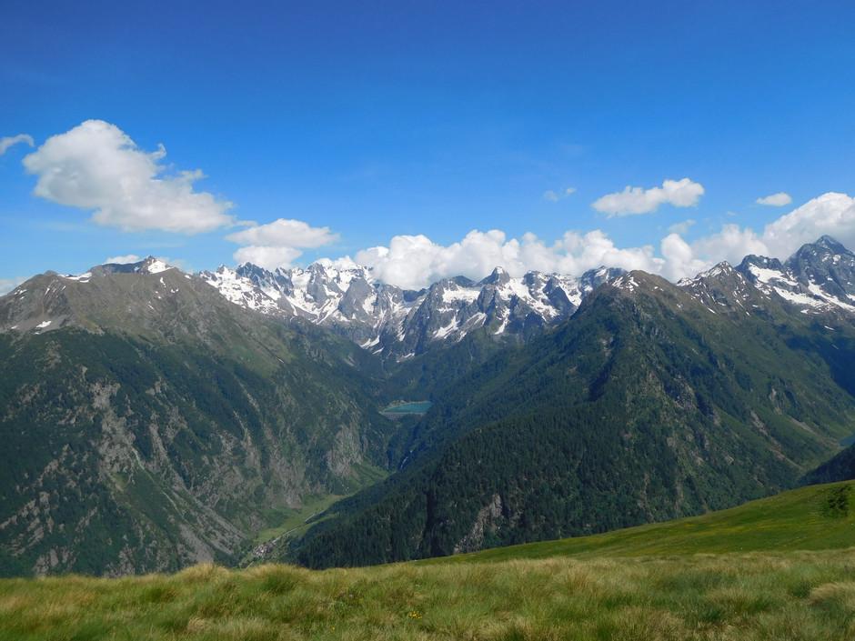 Ascesa al Pizzo Meriggio - Venerdì 14 agosto