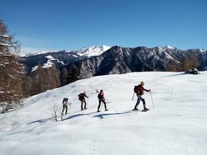 Ciaspolata all'Alpe Combanina, Val Gerola - Sabato 6 marzo