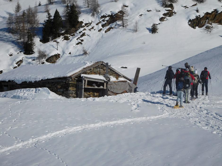 Ciaspolata al Rifugio Alpe Piazza - Alpe Legui Sabato 19 dicembre 2020