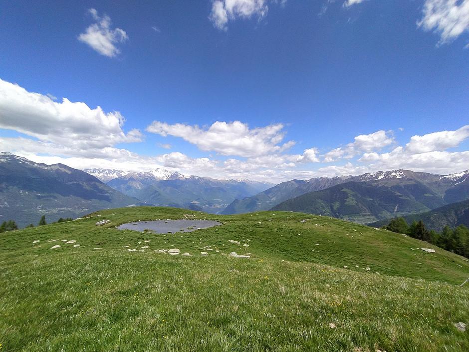 Anello del Bar Bianco e dei Monti di Olano - Martedì 2  giugno
