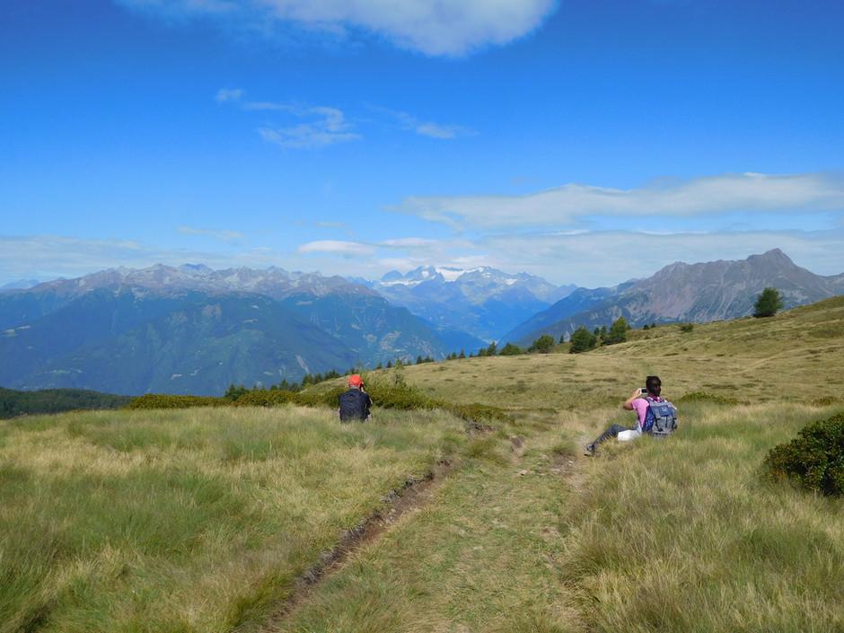 Monte Padrio e Pian di Gembro - Venerdì 21 agosto