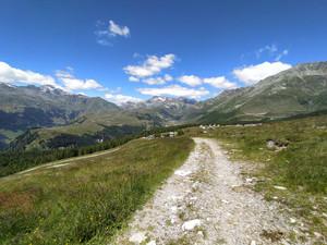 Andossi e lago d'Emet, ariosi panorami in Alta Valle Spluga- mercoledì 19 agosto
