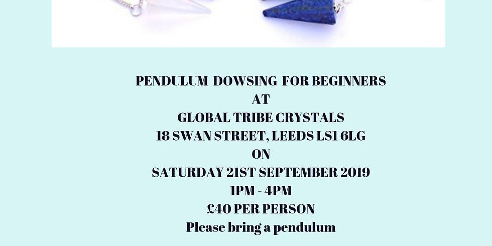 Pendulum Dowsing for Beginners