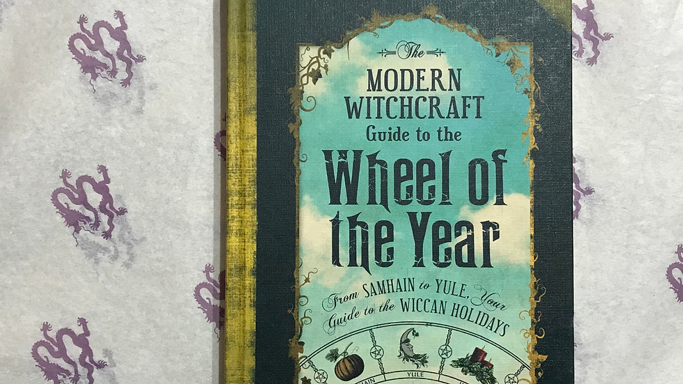 Modern Witchcraft guide to the Wheel of the Year (J. Nock)
