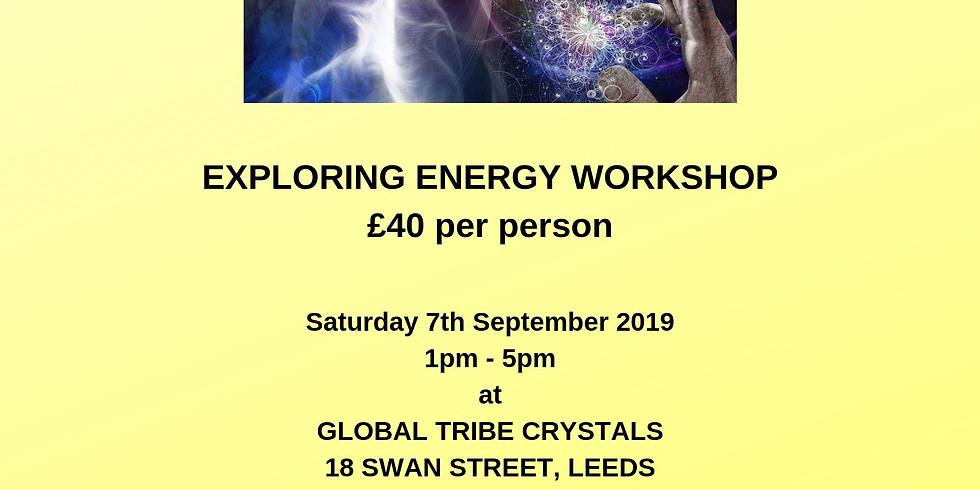 Exploring Energy Workshop