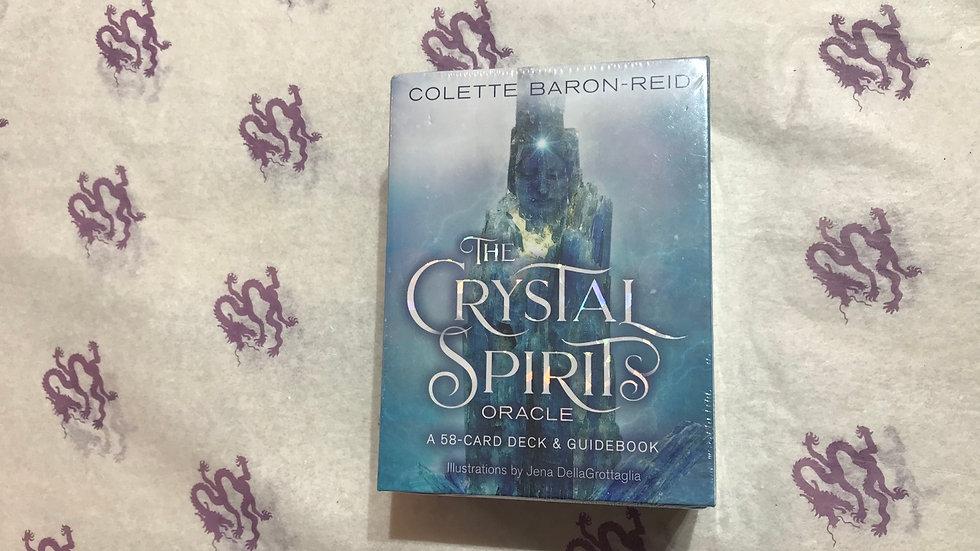 Crystal Spirit Oracle (Colette Baron-Reid)