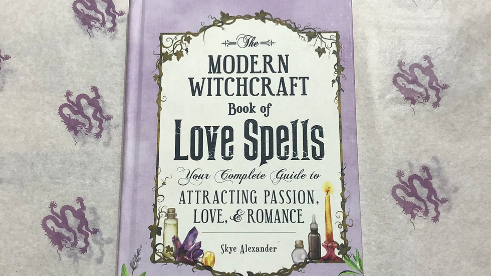 Modern Witchcraft: Love Spells