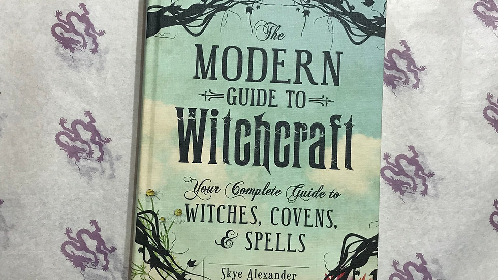 Modern Guide to Witchcraft (S. Alexander)