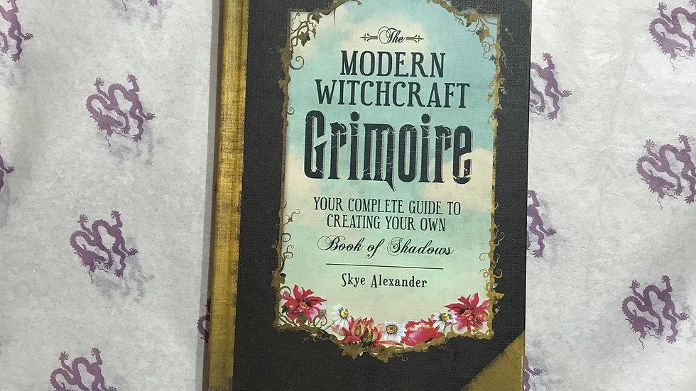 Modern Witchcraft Grimoire (S. Alexander)