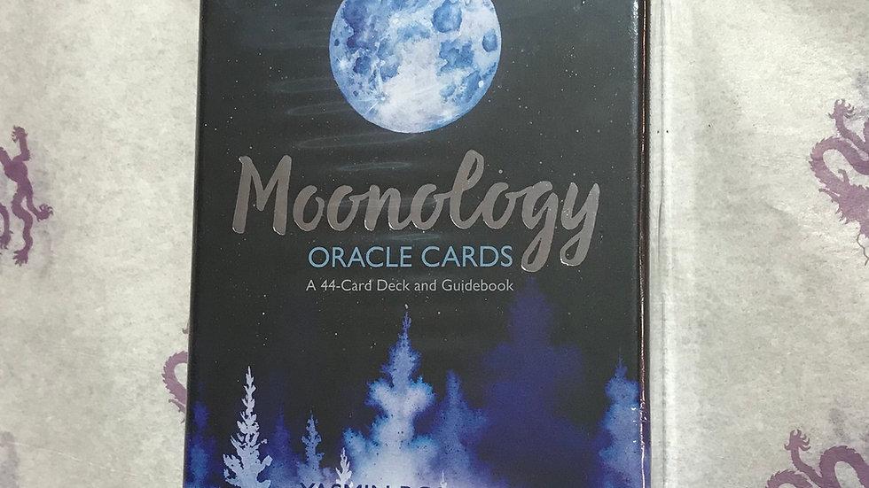Moonology Oracle Cards (Yasmin Boland)