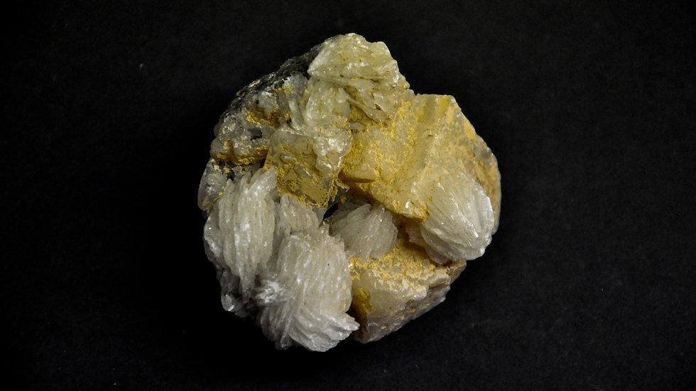 Calcite and Barite