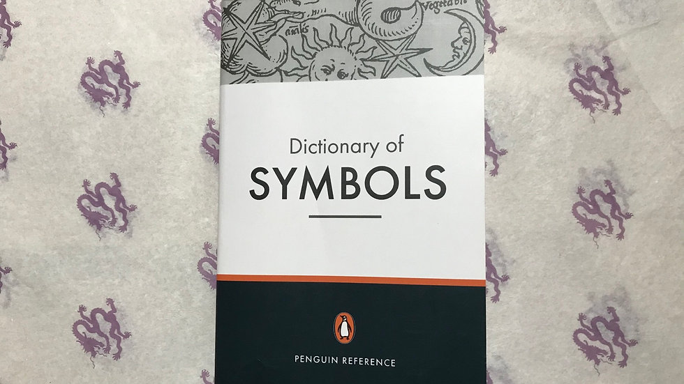Dictionary of Symbols (Penguin Reference)