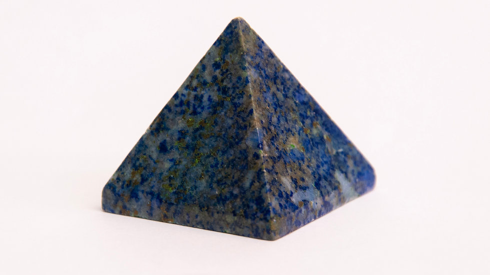Lapis Lazuli Pyramid
