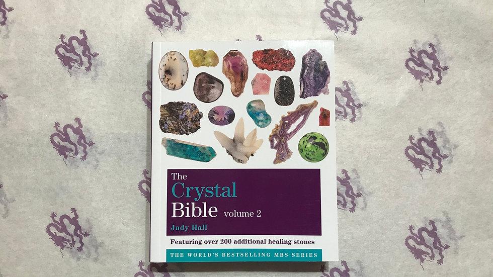 Crystal Bible Volume 2 (Judy Hall)
