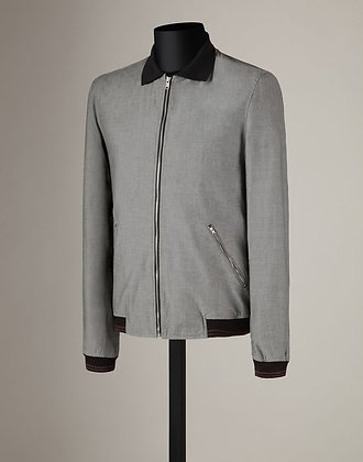 COTTON BOMBER JACKET  (MENS)
