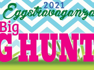 Easter Eggstravaganza: The Big Egg Hunt Modified Easter Event in Camarillo March 29 to April 4