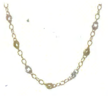 Toscano Collection Necklace 18K