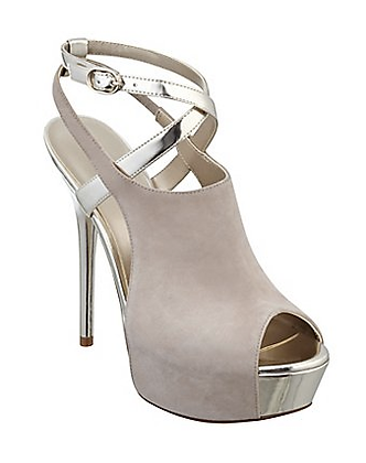 GIGA OPEN-TOE ANKLE-STRAP PUMP