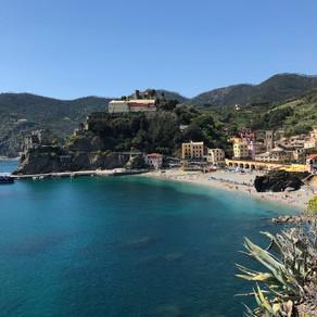 Cinque Terre - Italy's Mediterranean Riviera
